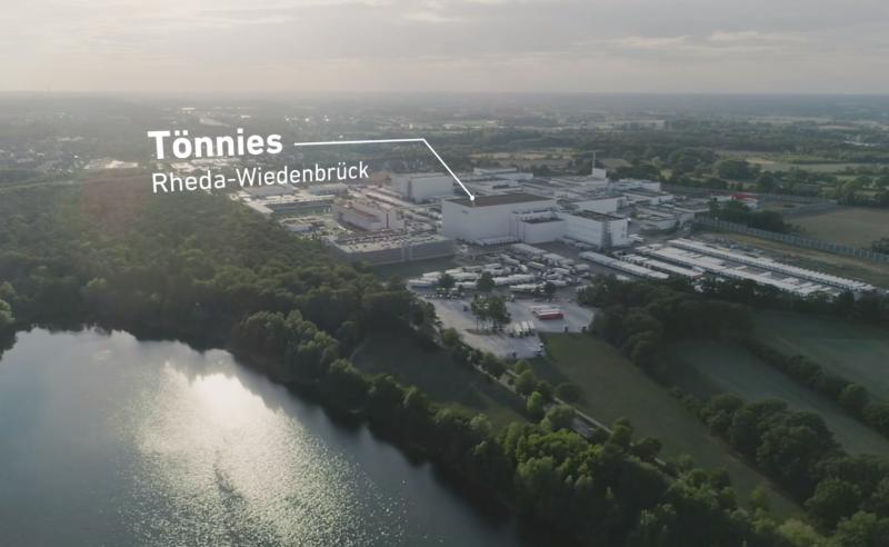 Kapazitätserweiterung in Rheda-Wiedenbrück