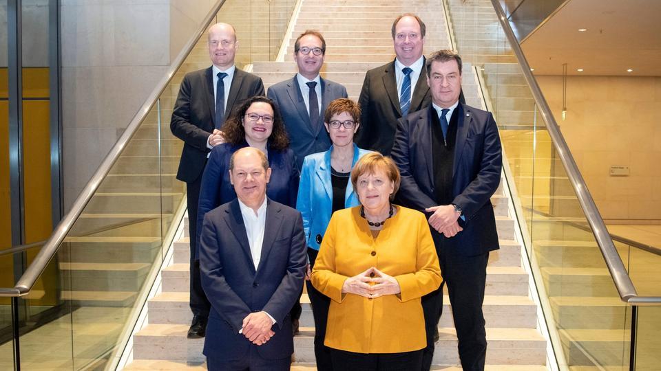 Klimakabinett: Ziele sollen ohne Einschränkungen in Produktion erreicht werden