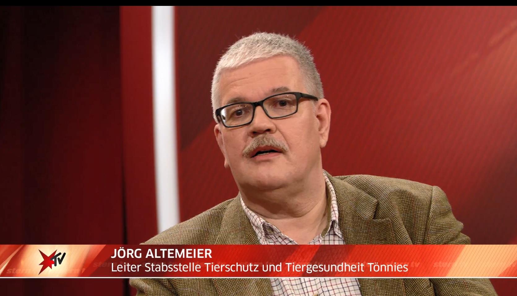 Tönnies-Tierarzt reagiert auf Vorwürfe des Deutschen Tierschutzbüros