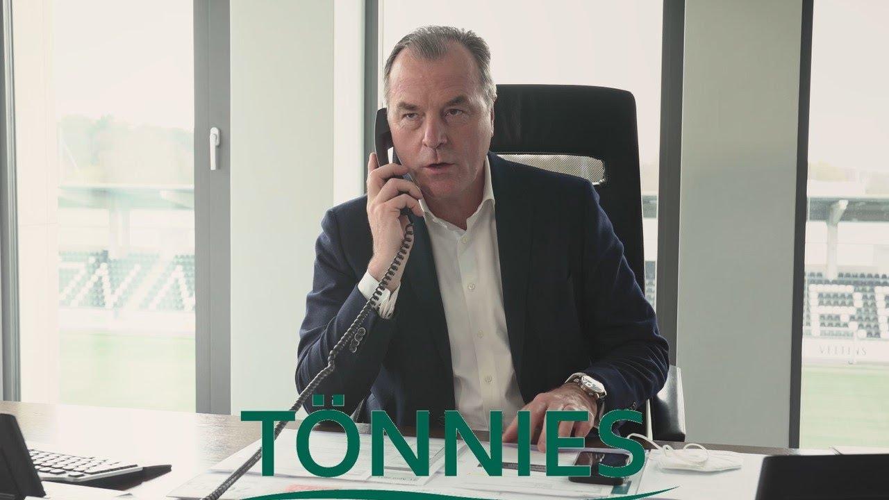 Video mit Clemens Tönnies: Neue Zeit. Neue Wege.