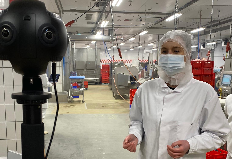 Digitale Betriebsführung gewährt Einblicke in Tönnies-Produktion